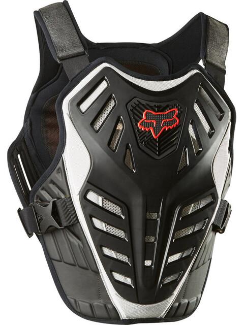 Fox Titan Race Subframe CE Chest Protector Men black/silver